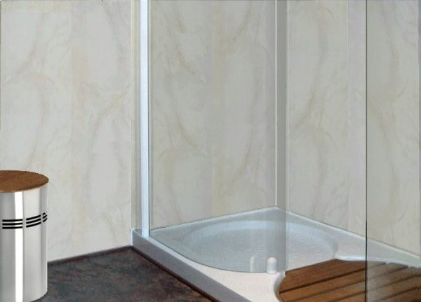 Vicenza Beige Marble Wall Panels