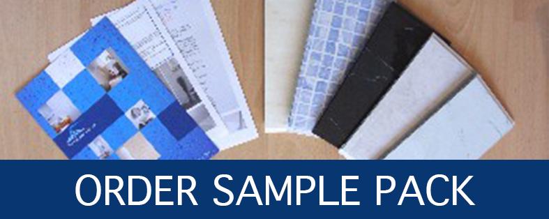 order samples - Ceiling Panel Designs