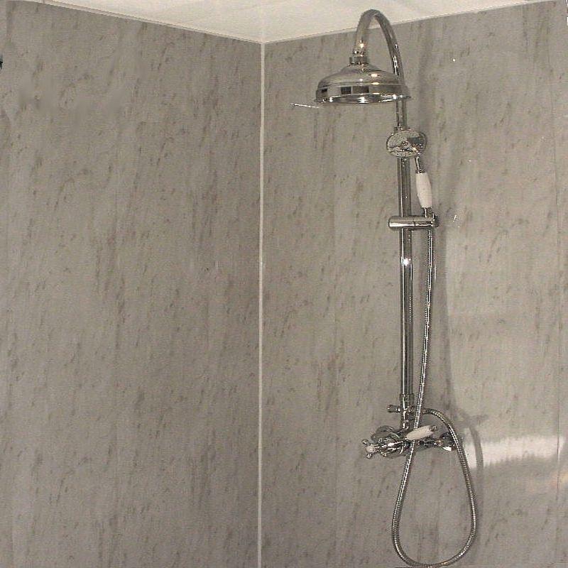 firenzegrey - Bathroom Wall Panel Colours