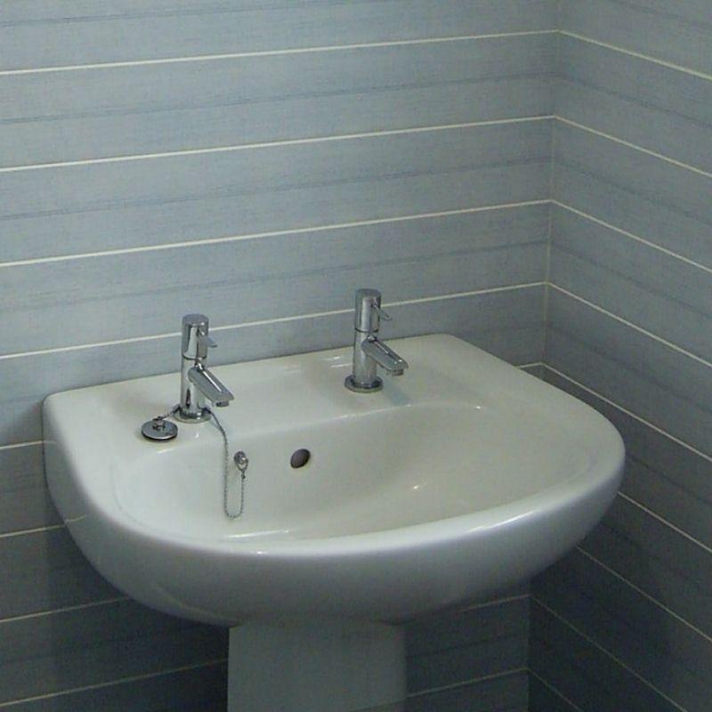 ligno blue - Bathroom Wall Panel Colours