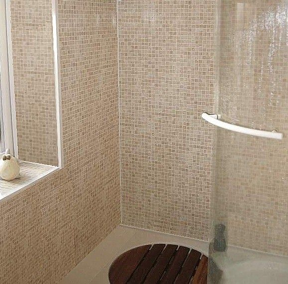 mosaic beige2 - What Tile Effect Panels Are Available?