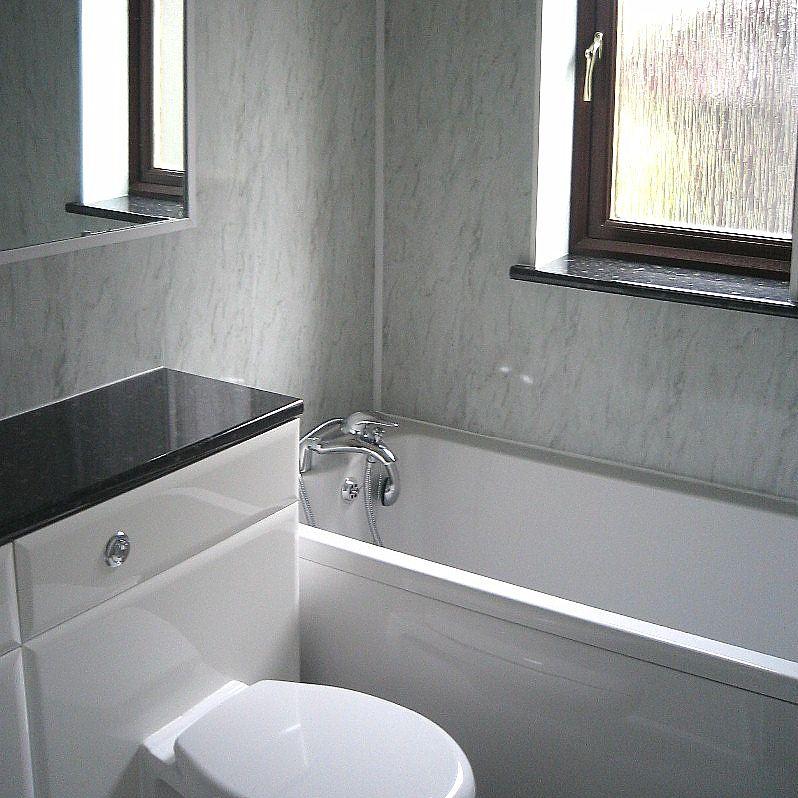 orion carrara - PVC Bathroom Wall Panels