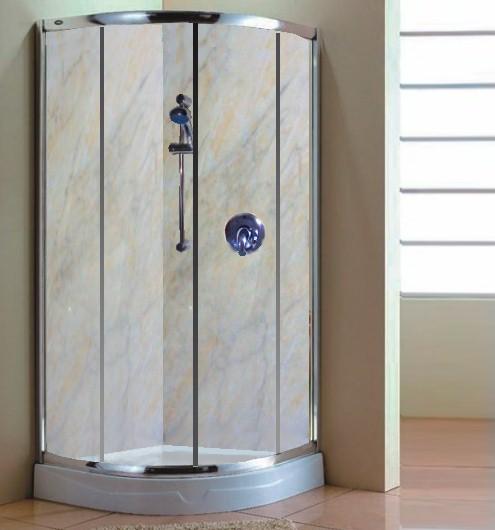 Neptune Pergamon shower panel