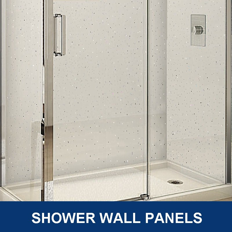shower wall panels - Applications - Where Can Our Panels Be Used?