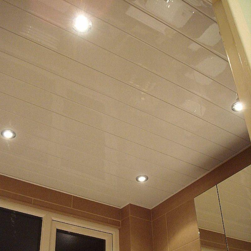 whiteline1 - Bathroom Ceiling Panel Examples
