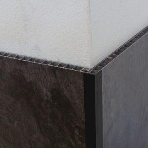 decos angle trim black 300x300 - Panelling Range