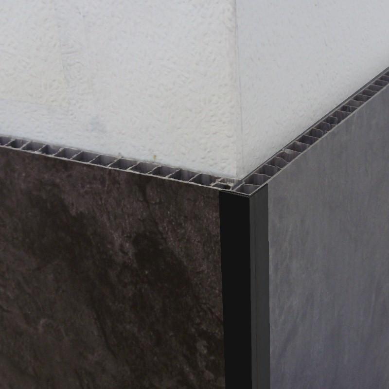 decos angle trim black - Decos Angle Trim Black