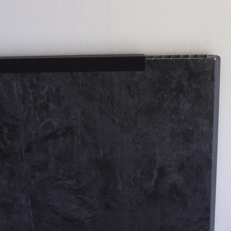 decos capping trim black - Decos Capping Trim Black