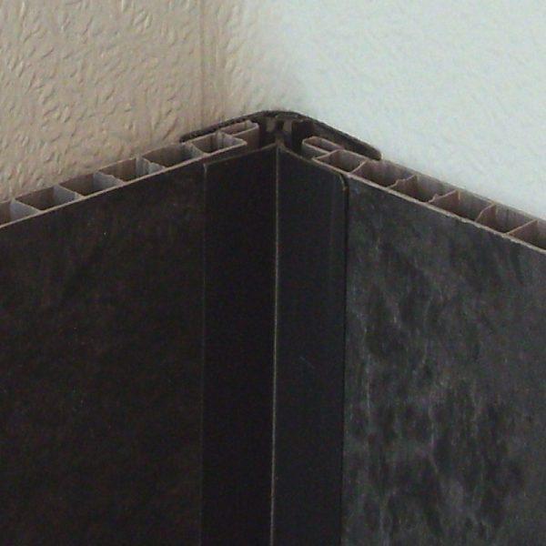 Decos Corner Trim Black 102
