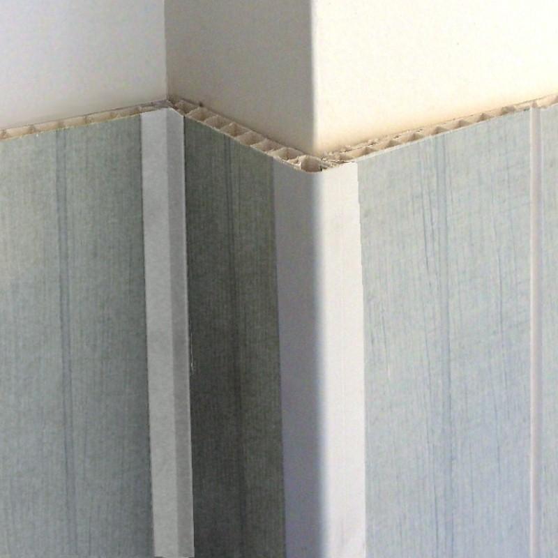decos corner trim white - Can You Bend Bathroom Cladding?