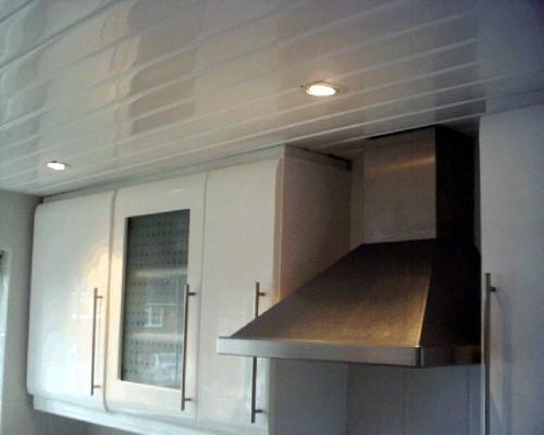 kichen ceiling after - Kitchen Ceilings