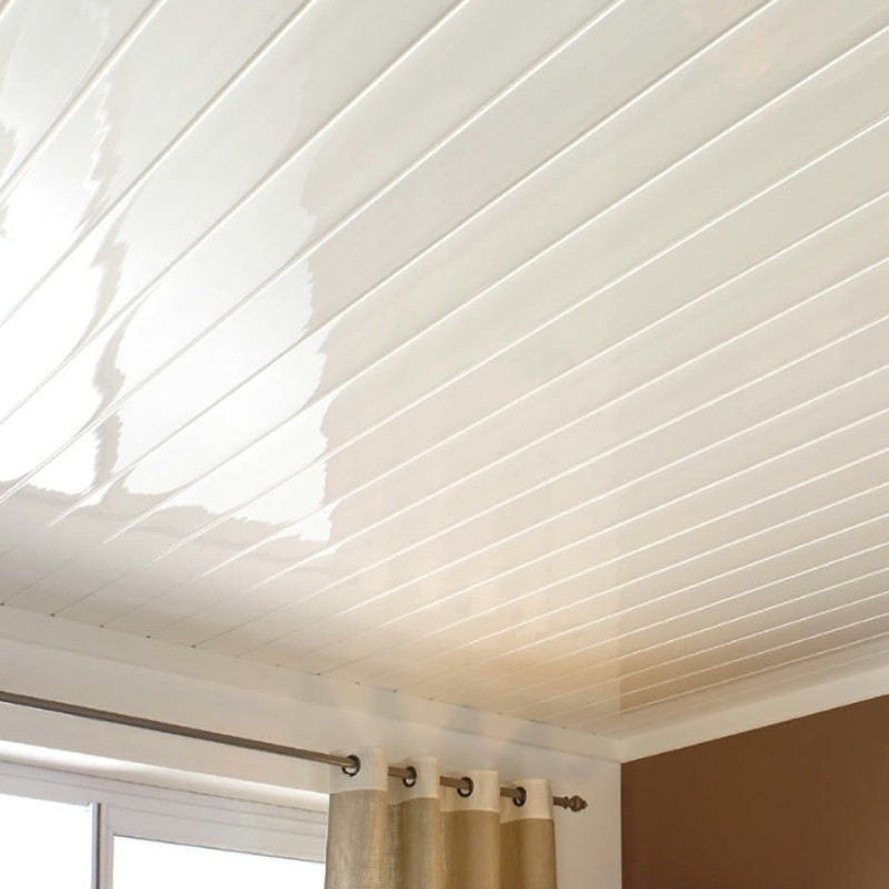 living room ceiling2 - Ceiling Panel Applications