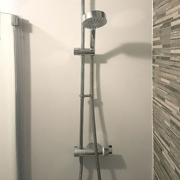 Neptune White Gloss Shower Wall Panels