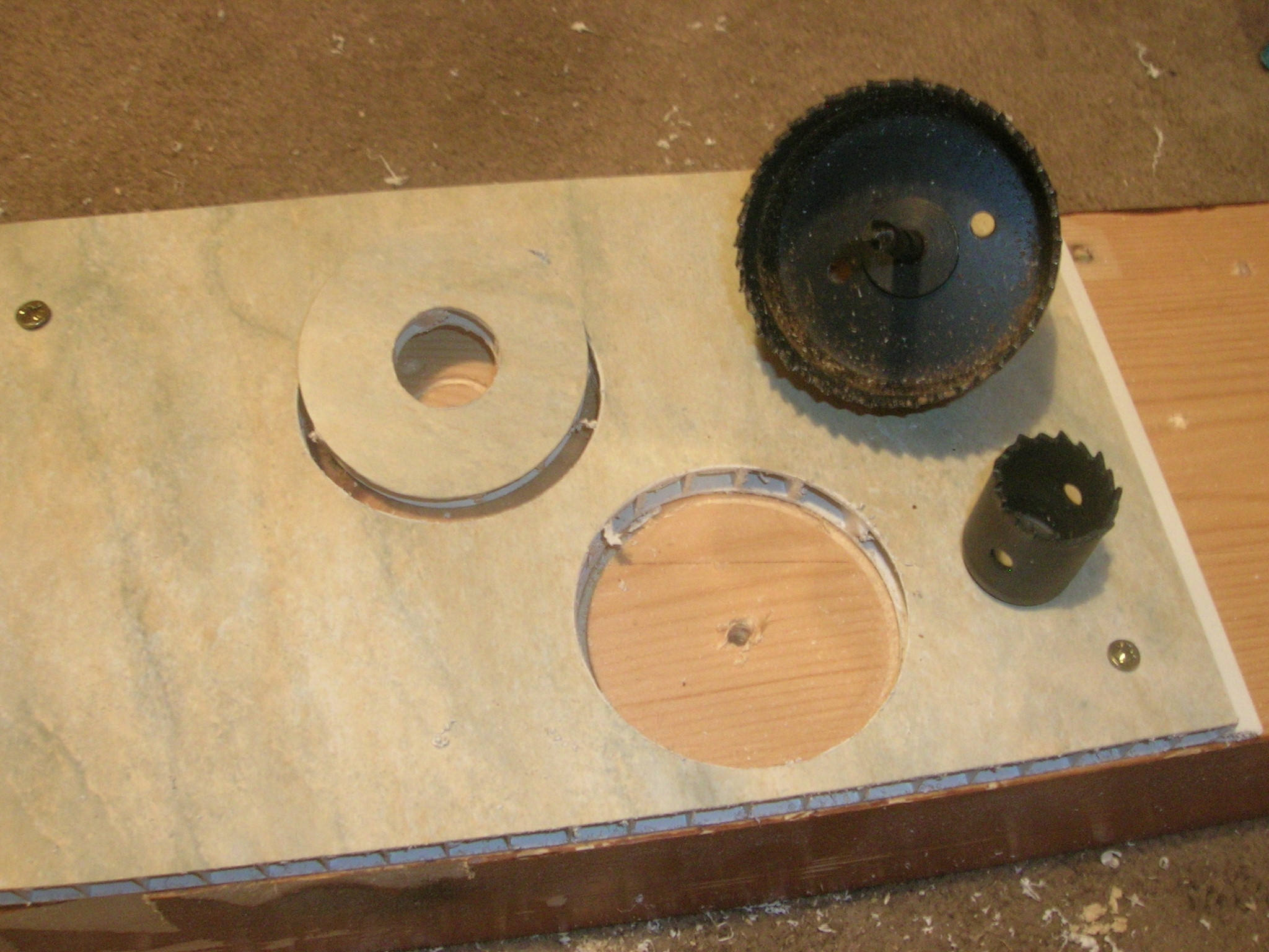 cutting wal panels - Cutting Wall Panels