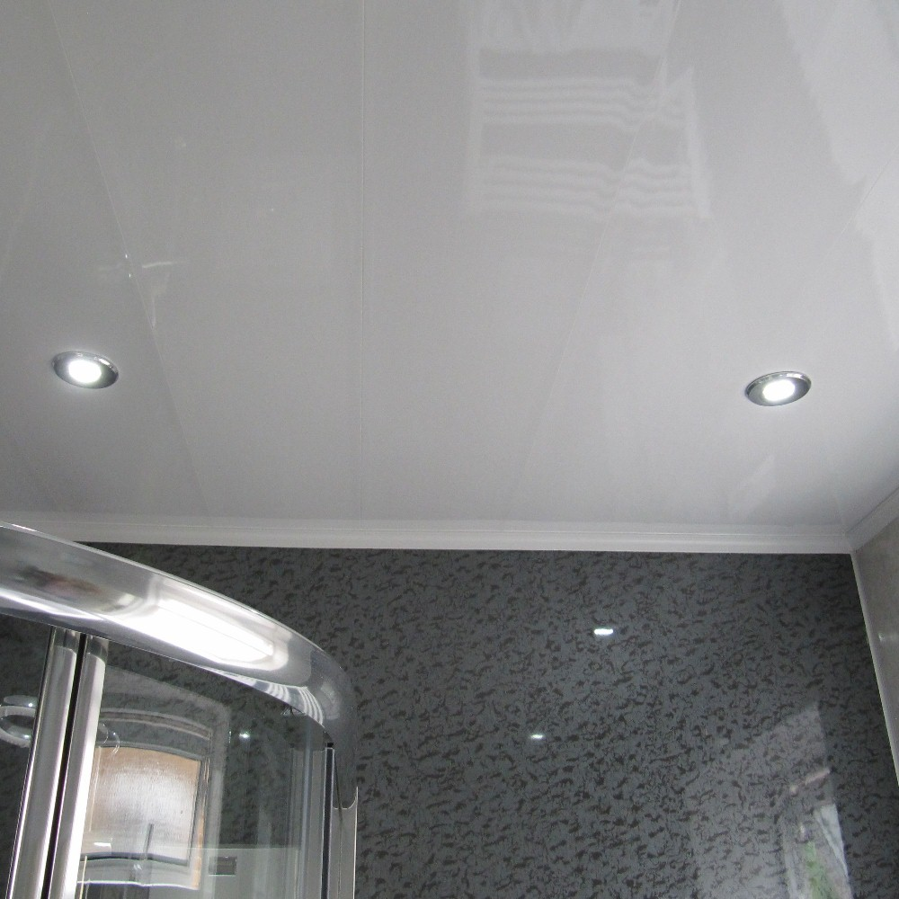 gallery ceiling cladding - Bathroom Ceiling Panel Examples