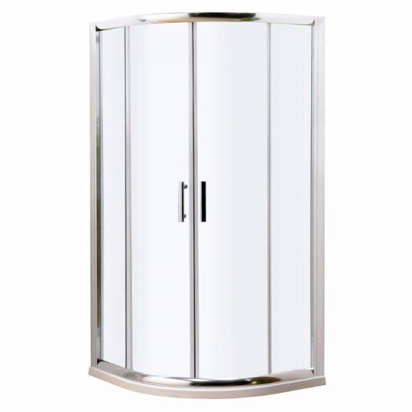 shower door quadrant 900