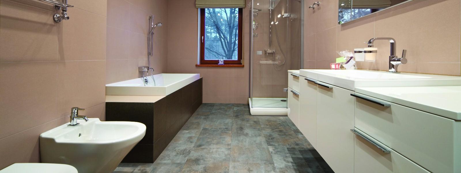 slide4 bathroom flooring - What Is The Best Flooring For A Bathroom?