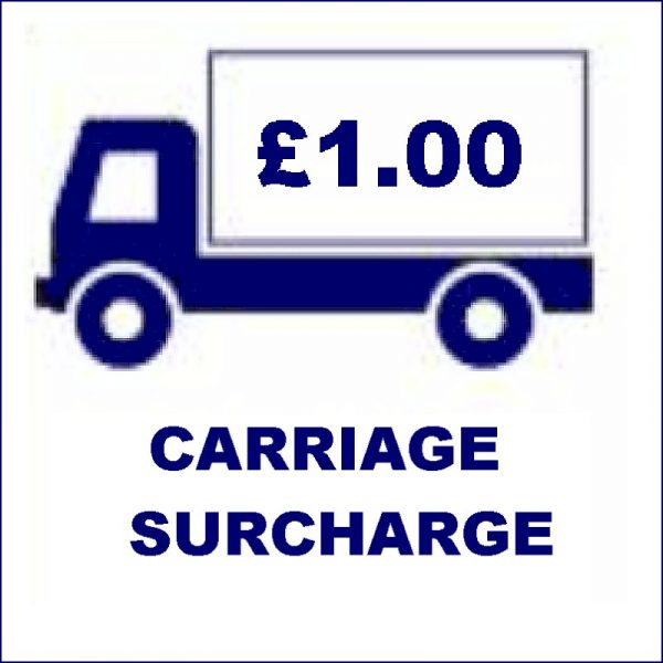 Carriage surcharge