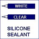 sealant130 - Vicenza White Ash Ceiling Panels 2.6m