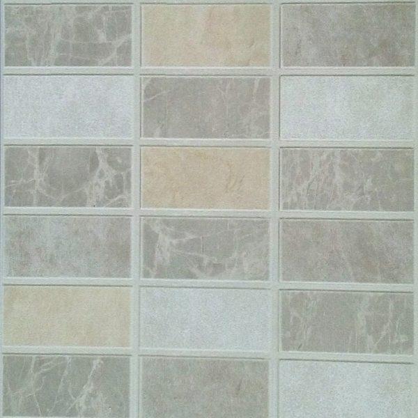 Marmo mosaic effect bathroom panels