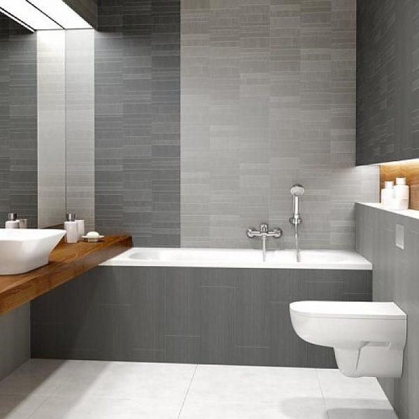 Modern Deco mosaic bathroom wall panels