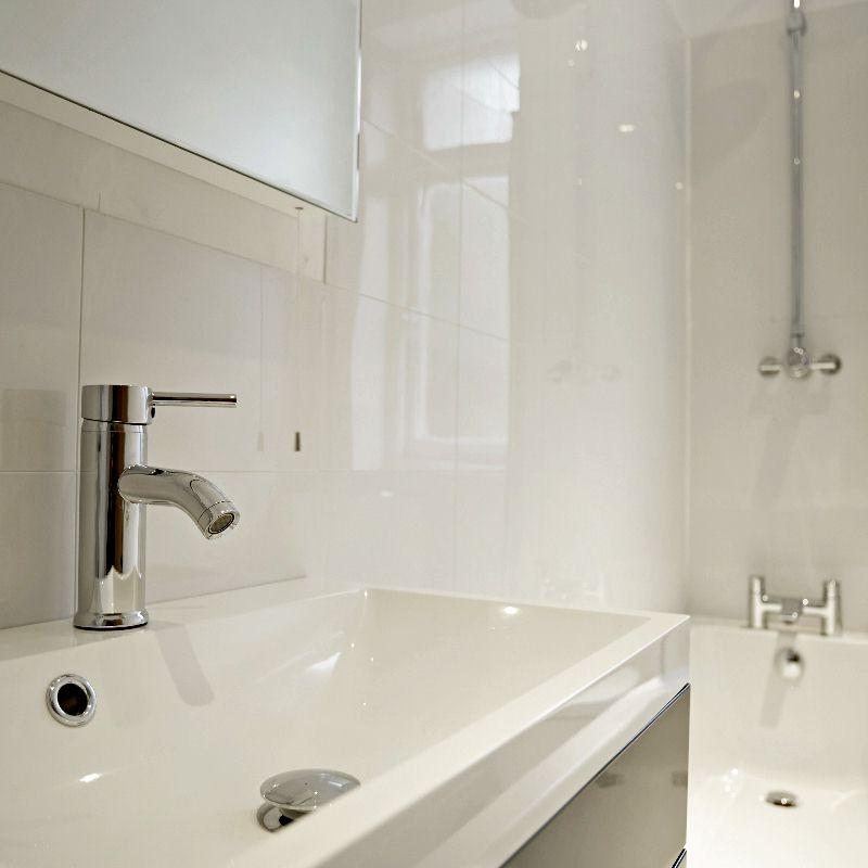 bathroom wall cladding4 - Wall Cladding - The Modern Alternative To Tiles