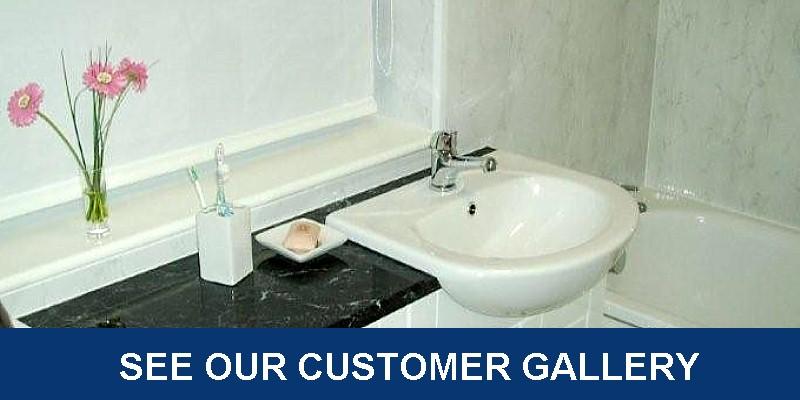 bathroom wall panel gallery - Bathroom Wall Panel Materials