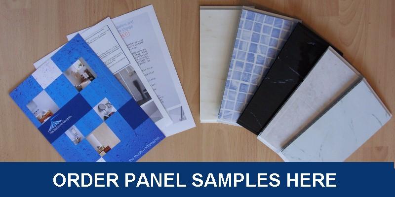 panel samples 800 - Laminated Bathroom Wall Panels