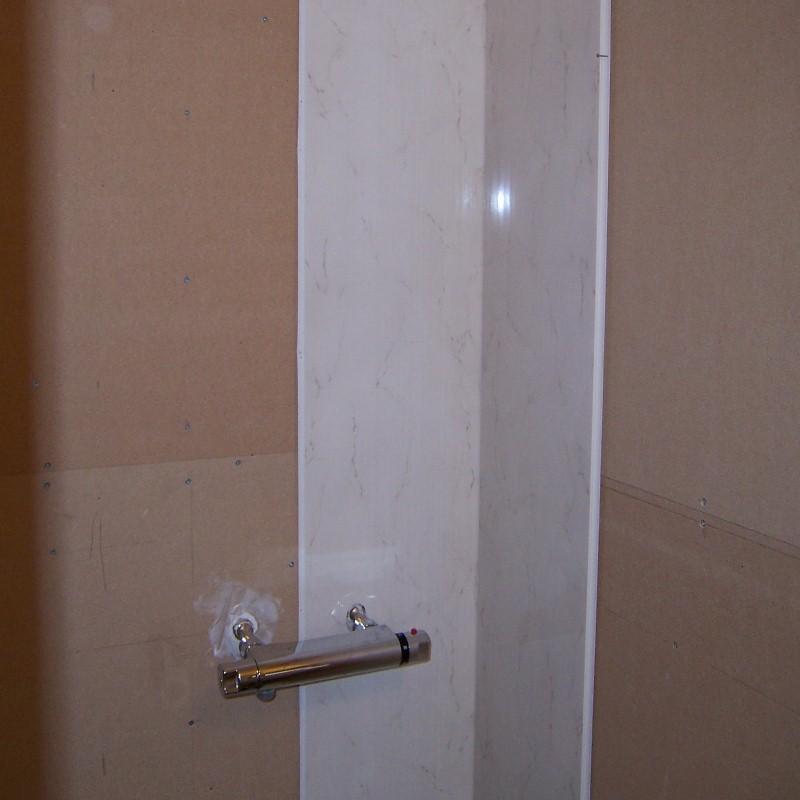 shower wall panel installation new - Shower Wall Panel Installation
