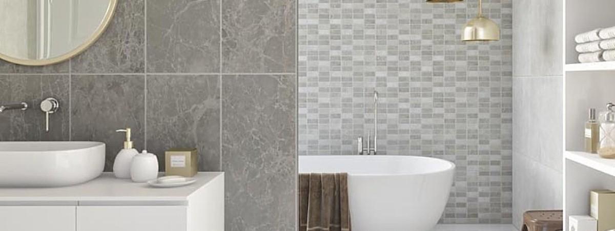 tile effect bathroom wall panels - Pros & Cons