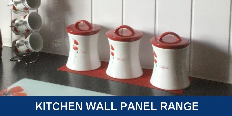 kitchen wall panel range - Kitchen Wall Cladding and Panelling