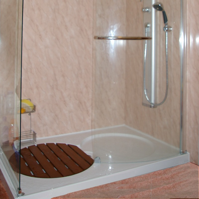 shower tray rectangular - Leaking Shower - Causes And Solutions