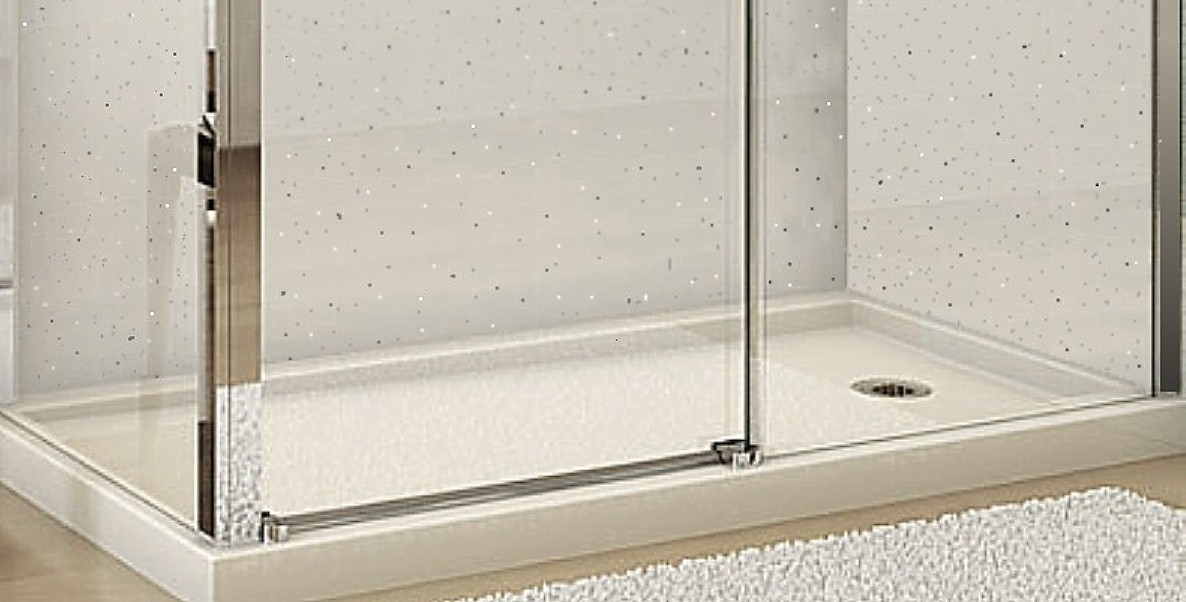 shower tray - Leaking Shower - Causes And Solutions