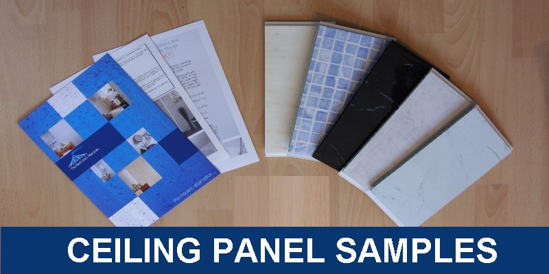 samples ceiling - Easy To Install Ceiling Panels