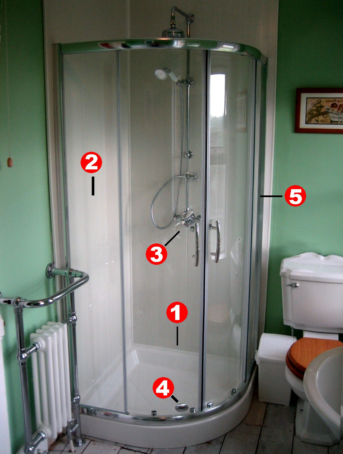 leaking shower - Leaking Shower - Causes And Solutions