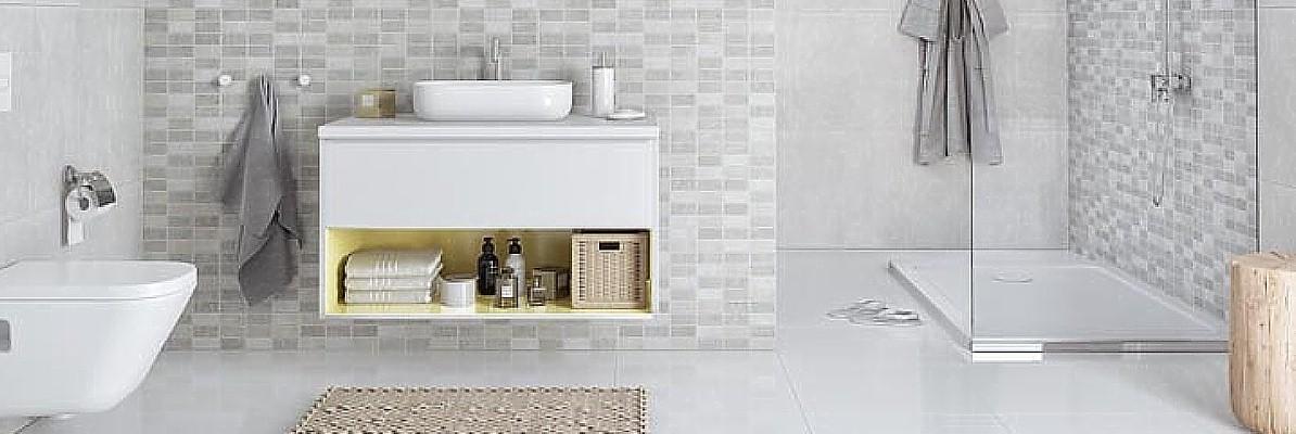 bathroom wall panel - Home