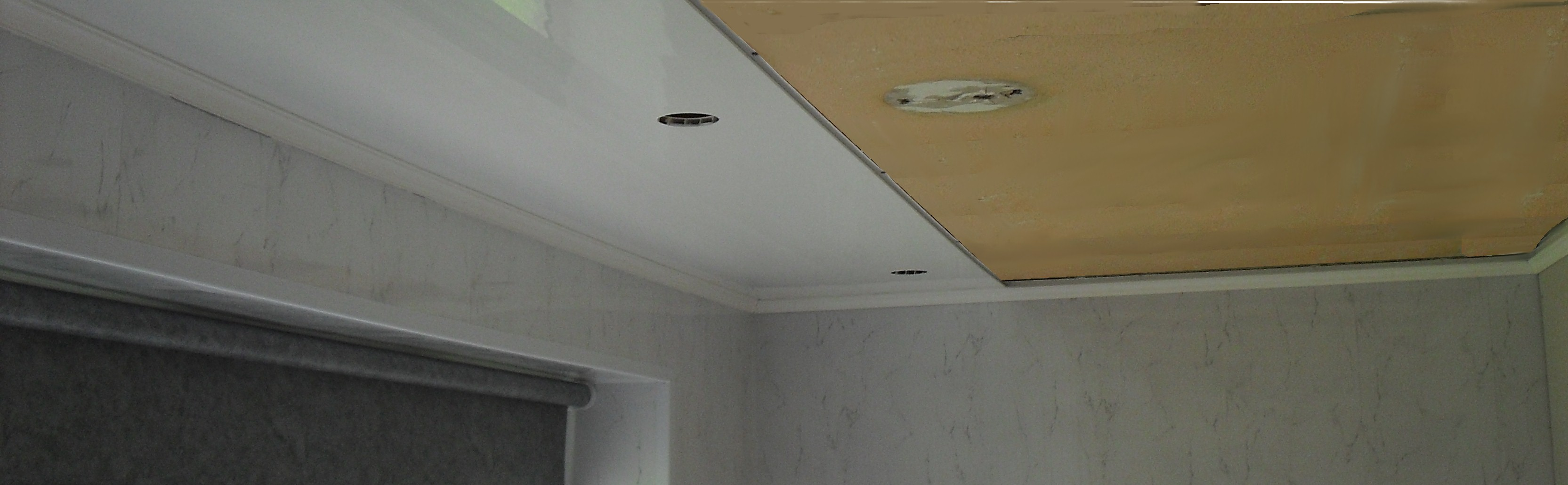 how to fit ceiling panels2 - How To Fit Ceiling Panels