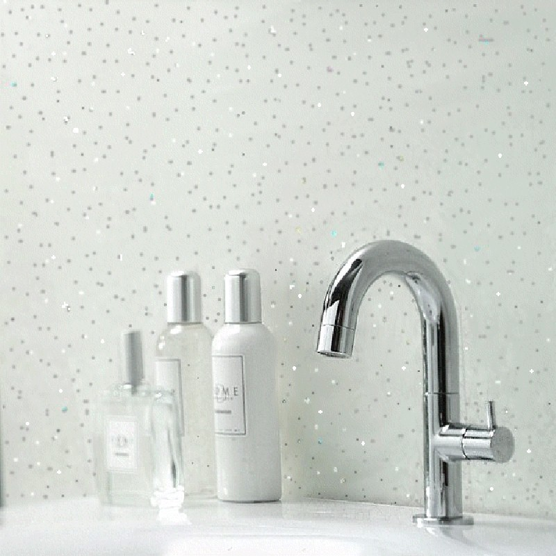 sparkle effect 3 - Bathroom Cladding - Simply The Best Alternative To Tiles