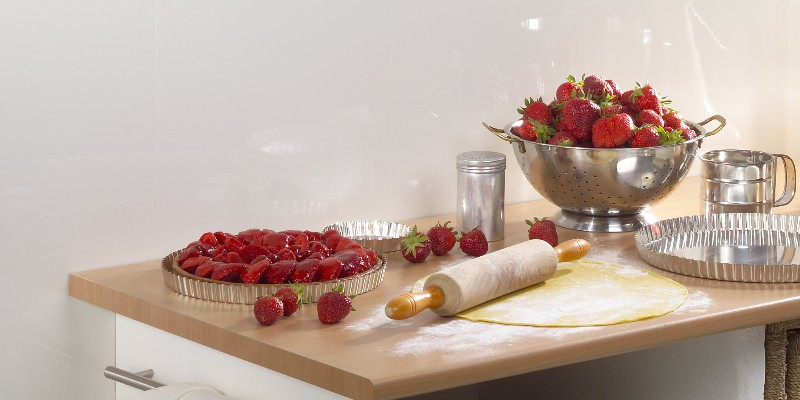 kitchen wall cladding5 - Kitchen Wall Cladding and Panelling