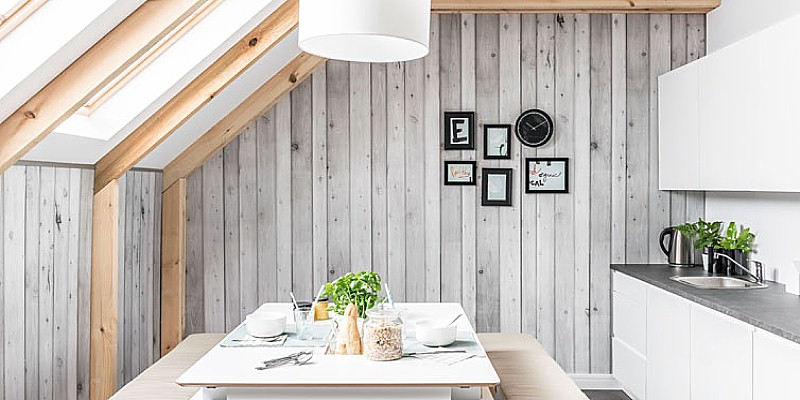 kitchen wall cladding6 - Kitchen Wall Cladding and Panelling