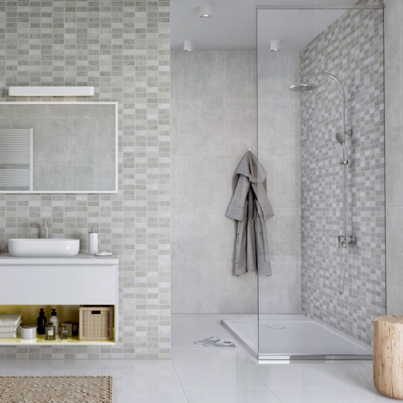 marmo decor shower wall panels - What Tile Effect Panels Are Available?