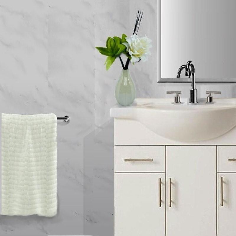 vicenza grey bathroom wall panels - Bathroom Wall Panels - The Perfect Alternative To Tiles