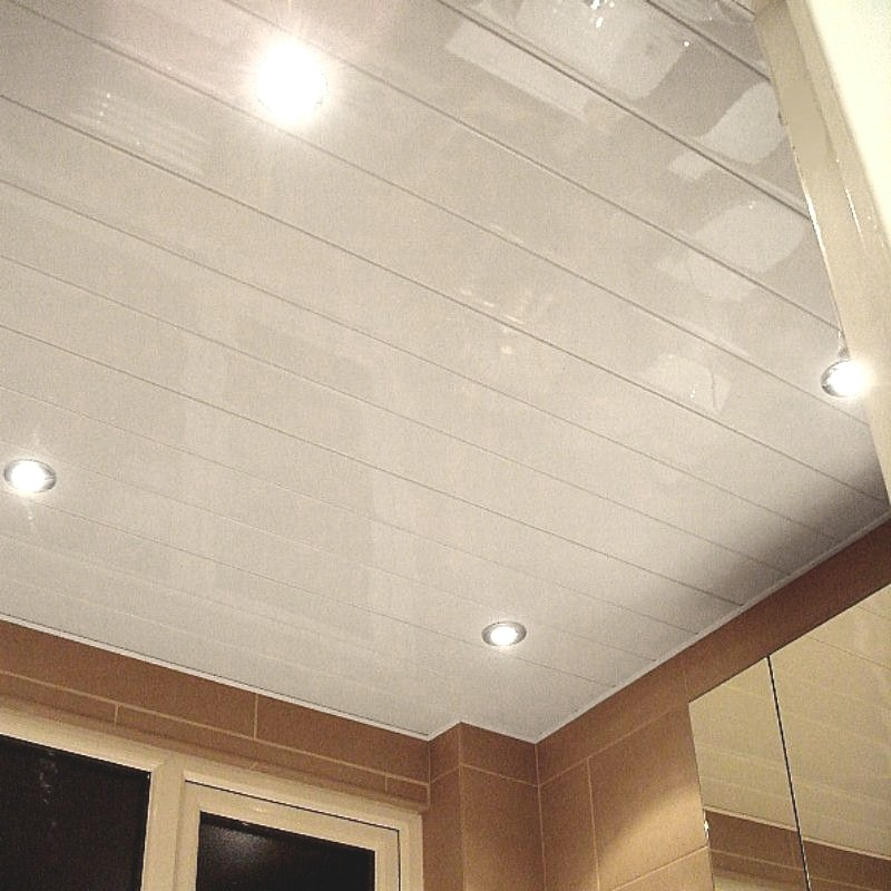 whiteline4 - Ceiling Panels  - No Painting, No Flaking, No Mould, No Maintenance