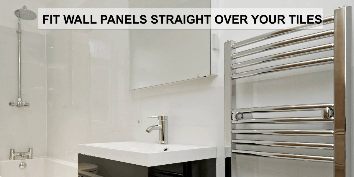 grout4 - Panel Over Tiles