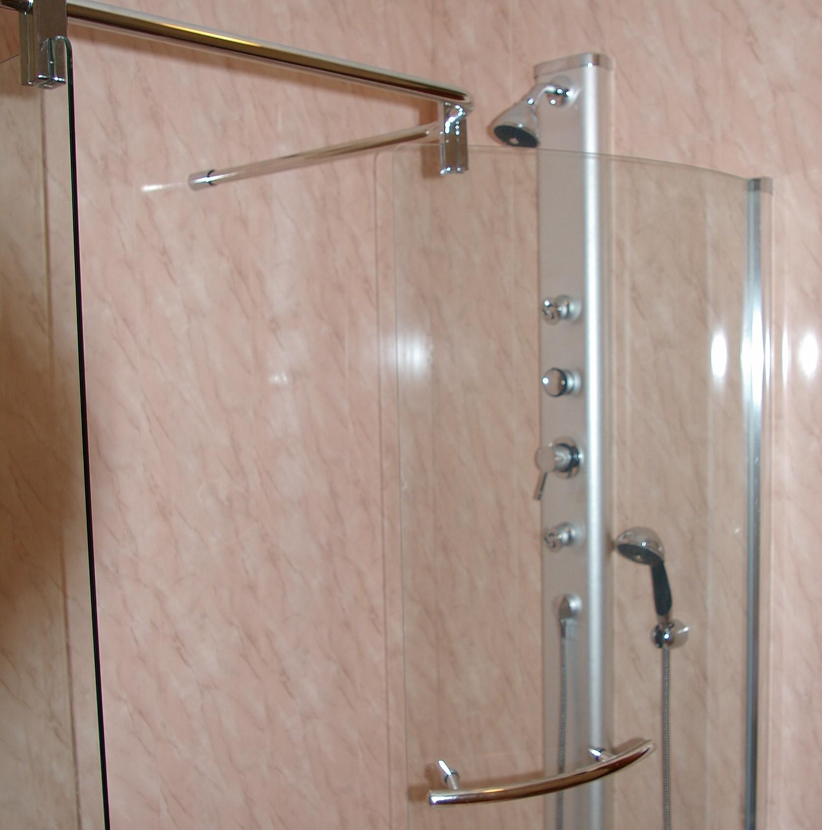 shower mixer - Bathroom Cladding In Wetrooms