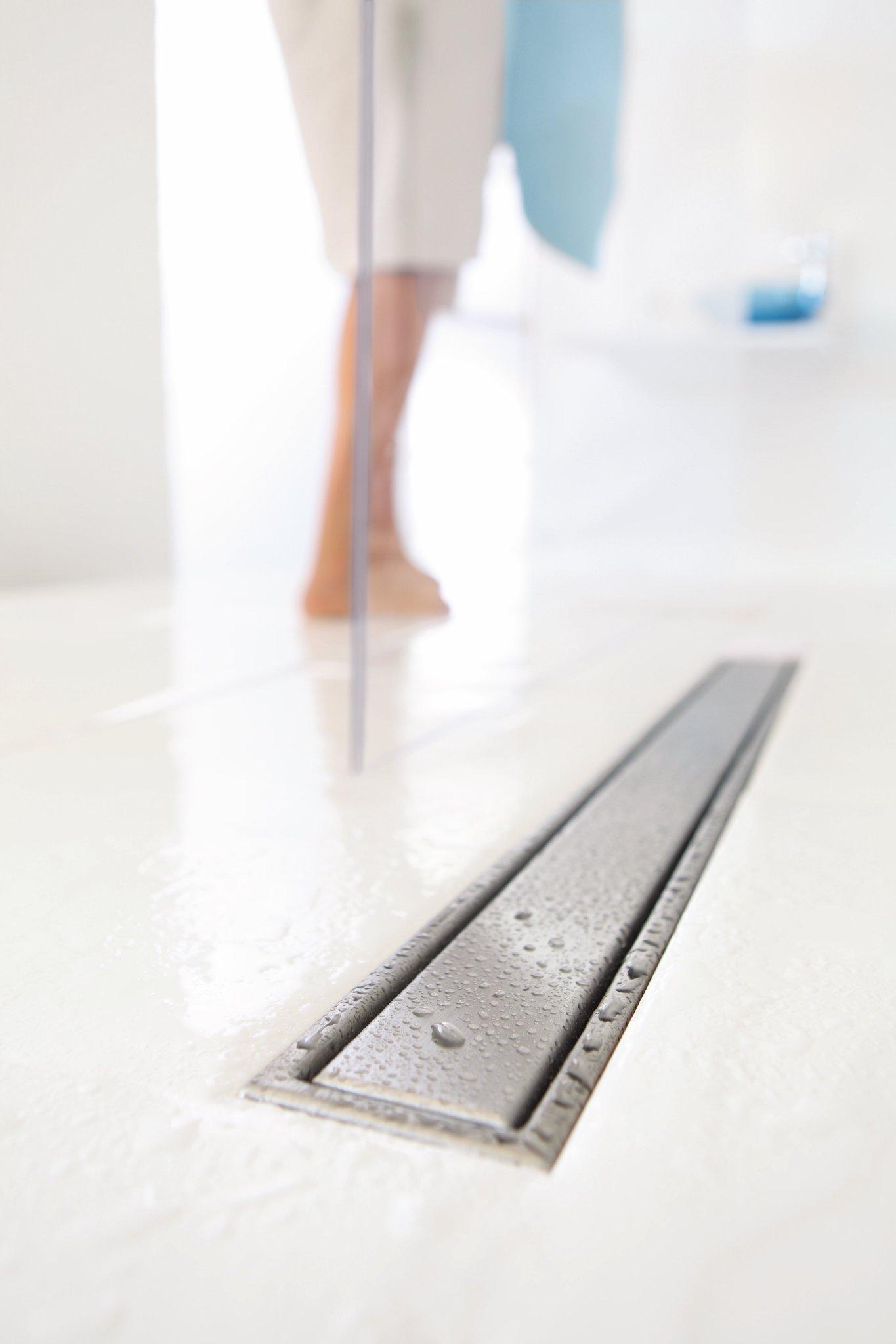 wetroom waste - Bathroom Cladding In Wetrooms