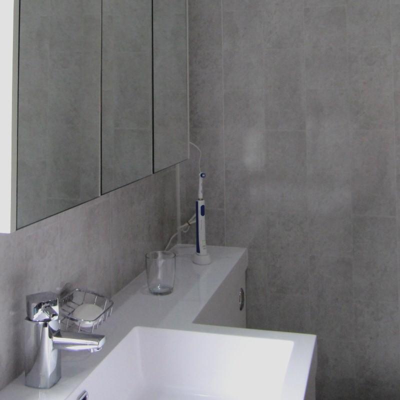 bathroom cladding project - Blog