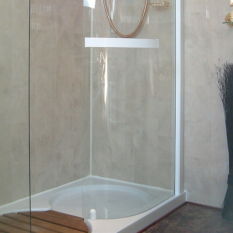 tile effect panels in shower - What Tile Effect Panels Are Available?