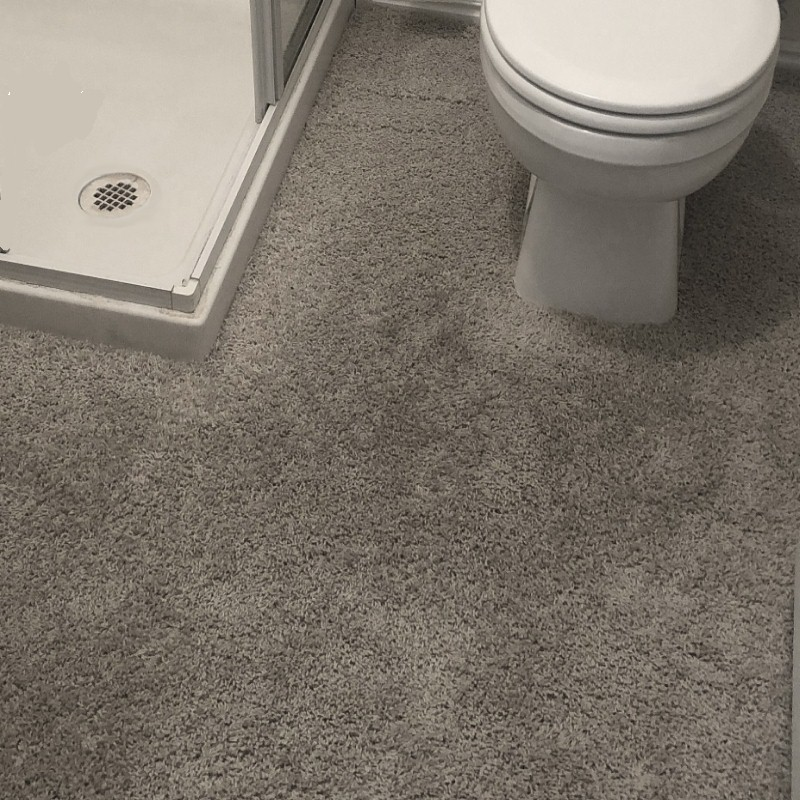 bathroom carpet - What Is The Best Flooring For A Bathroom?