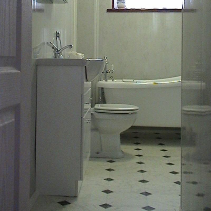 bathroom flooring tiles - What Is The Best Flooring For A Bathroom?